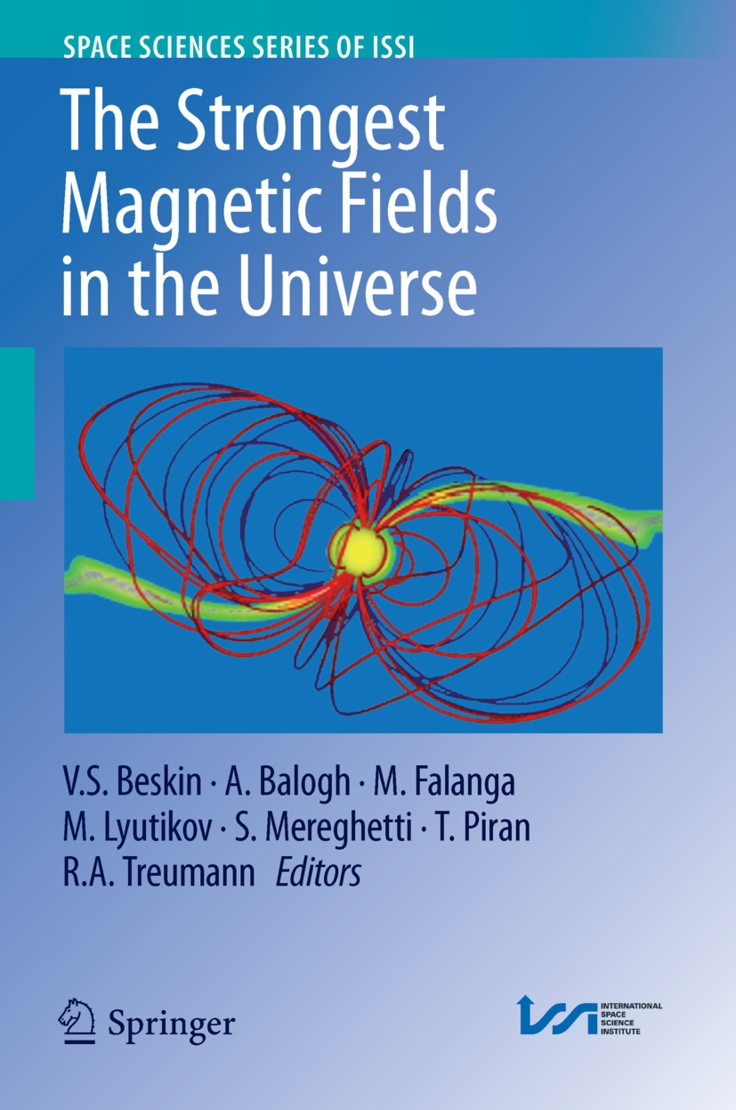 Balogh, A. - The Strongest Magnetic Fields in the Universe, ebook