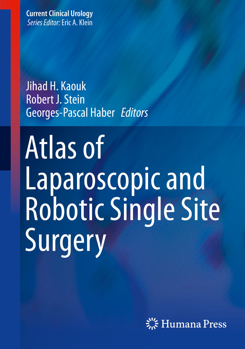 Haber, Georges-Pascal - Atlas of Laparoscopic and Robotic Single Site Surgery, ebook