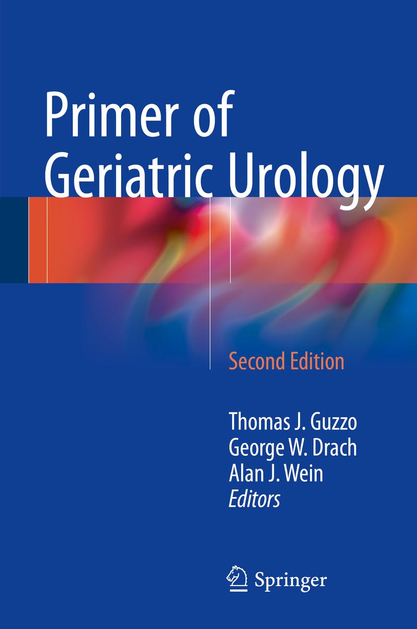 Drach, George W. - Primer of Geriatric Urology, ebook