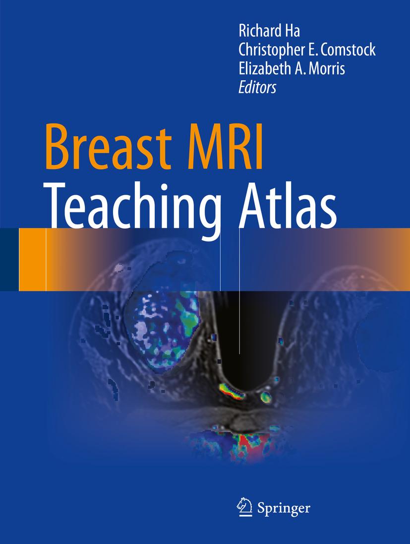 Comstock, Christopher E. - Breast MRI Teaching Atlas, ebook