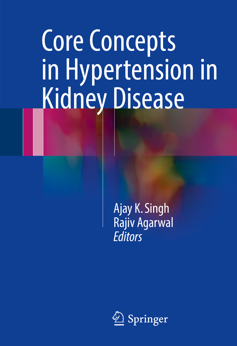 Agarwal, Rajiv - Core Concepts in Hypertension in Kidney Disease, ebook