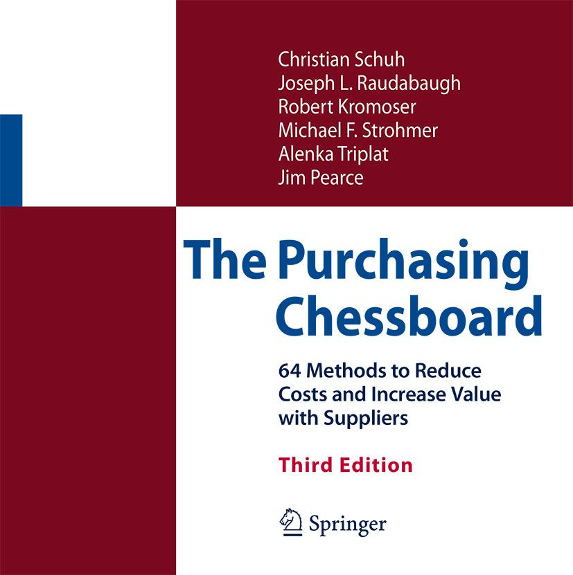 Kromoser, Robert - The Purchasing Chessboard, ebook