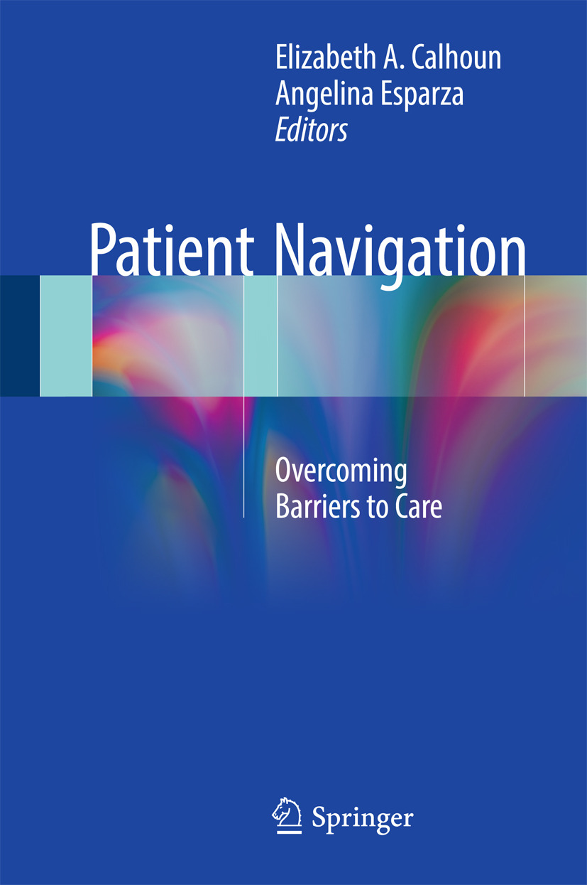 Calhoun, Elizabeth A. - Patient Navigation, ebook