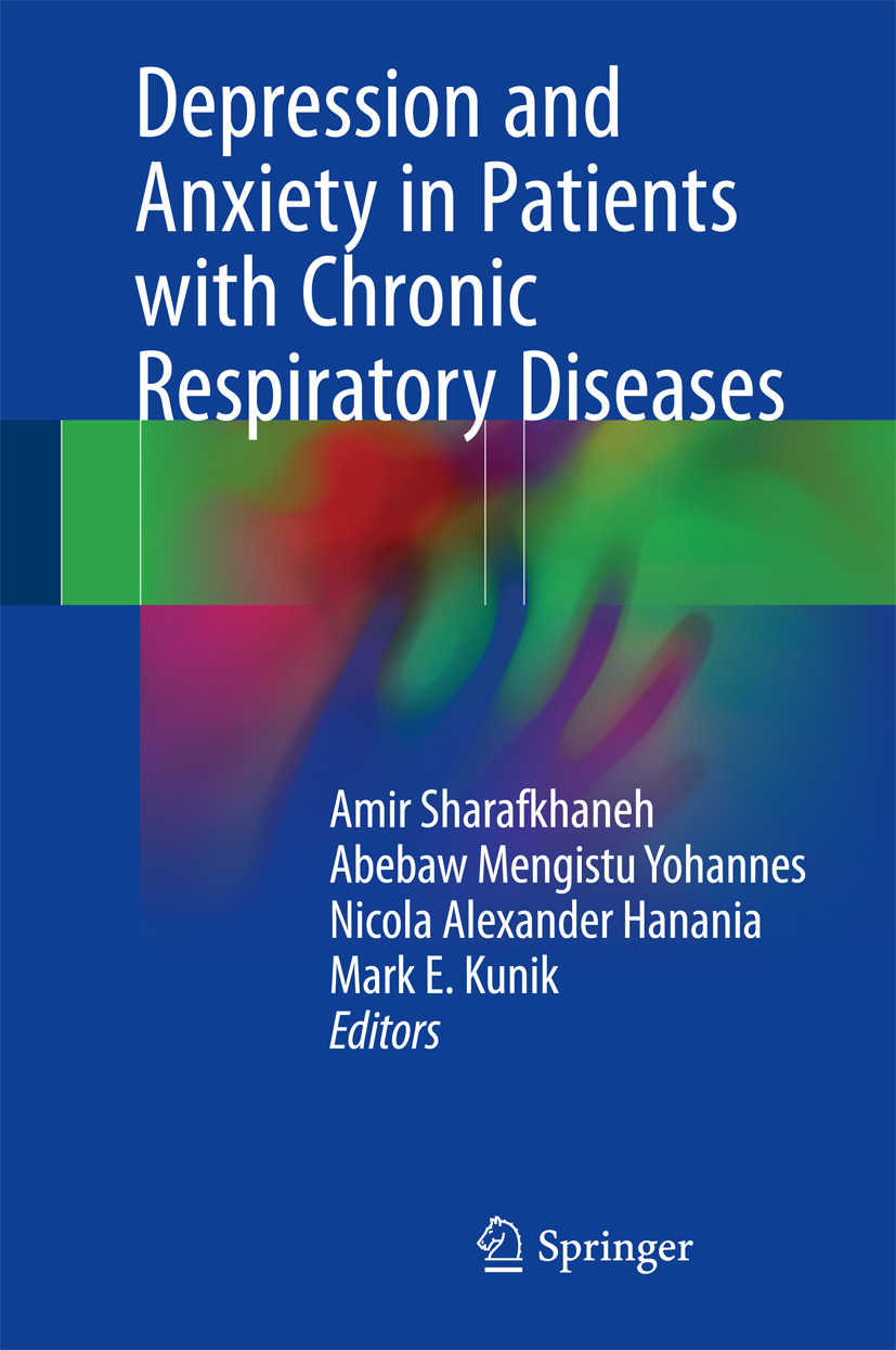 Hanania, Nicola A. - Depression and Anxiety in Patients with Chronic Respiratory Diseases, e-bok