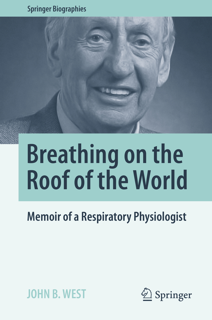 West, John B. - Breathing on the Roof of the World, ebook