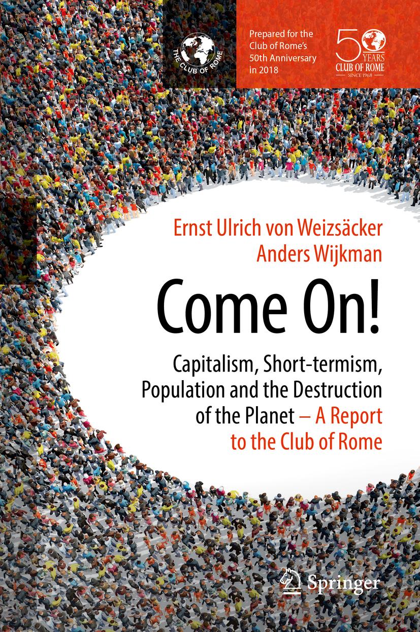 Weizsäcker, Ernst Ulrich von - Come On!, ebook