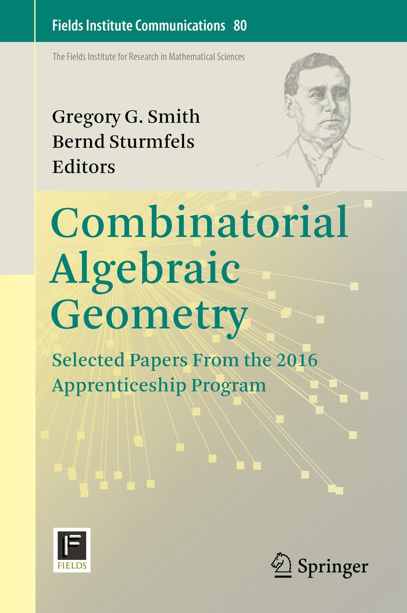 Smith, Gregory G. - Combinatorial Algebraic Geometry, ebook