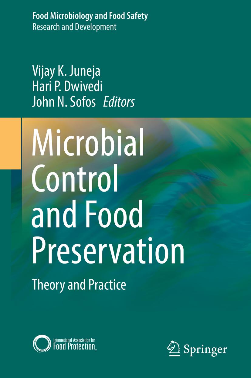 Dwivedi, Hari P. - Microbial Control and Food Preservation, e-bok