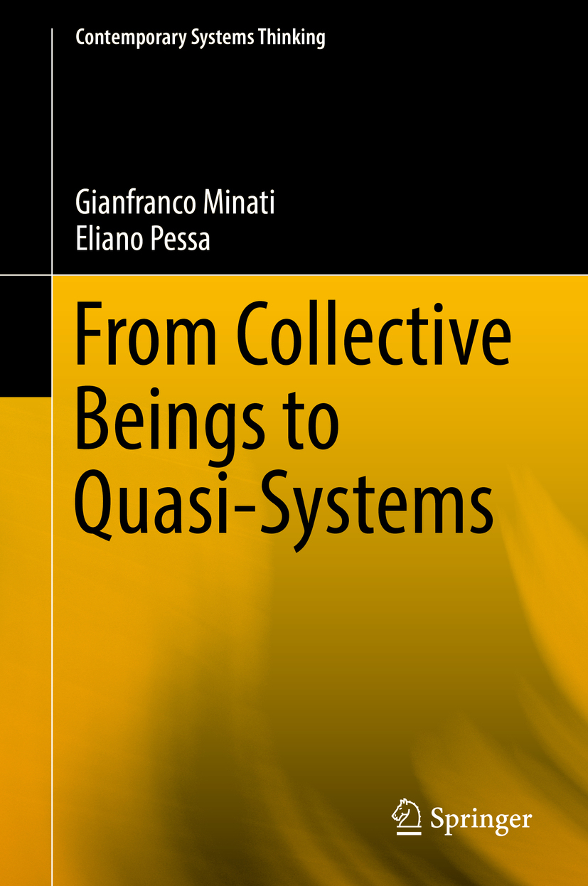 Minati, Gianfranco - From Collective Beings to Quasi-Systems, ebook
