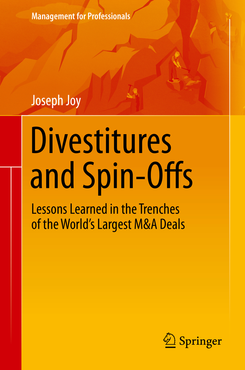 Joy, Joseph - Divestitures and Spin-Offs, ebook