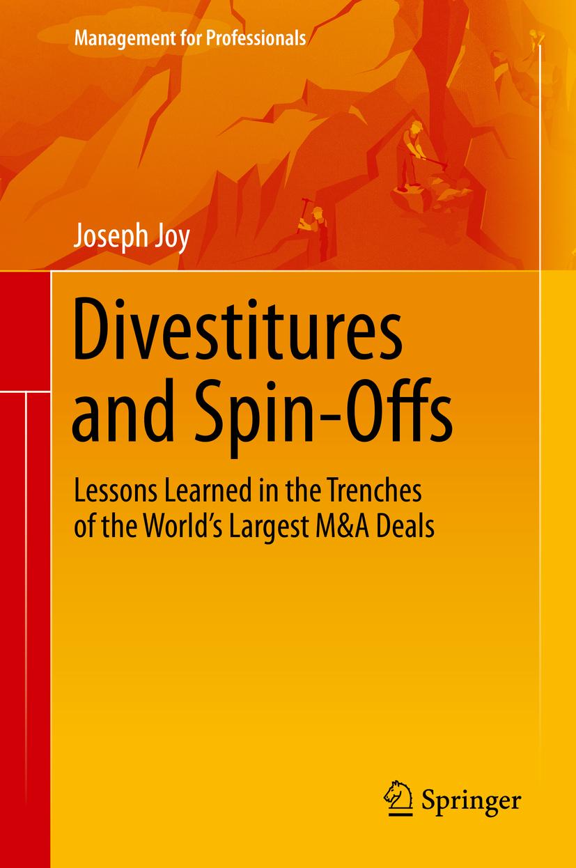 Joy, Joseph - Divestitures and Spin-Offs, ebook