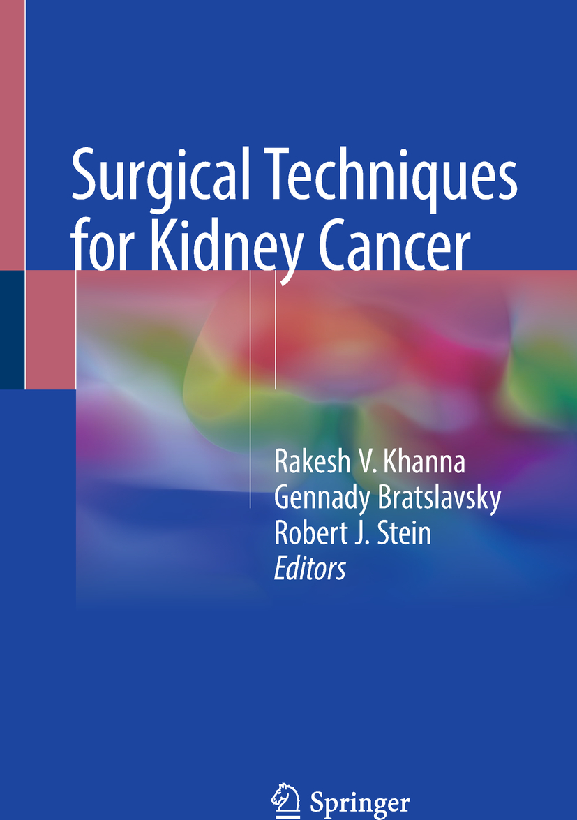 Bratslavsky, Gennady - Surgical Techniques for Kidney Cancer, ebook