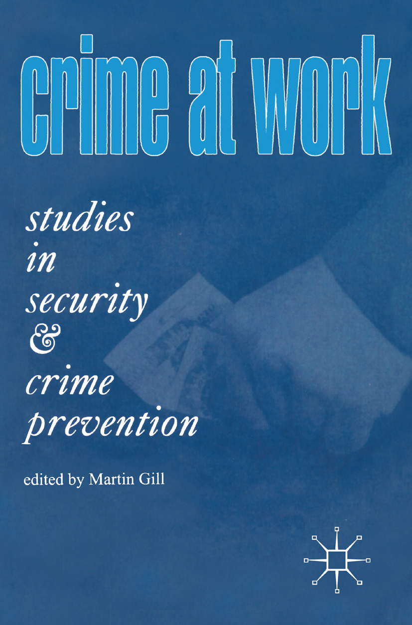 Gill, Martin - Crime At Work, ebook