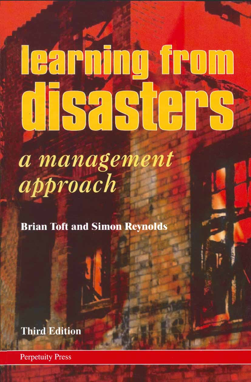Reynolds, Simon - Learning from Disasters: A Management Approach, ebook