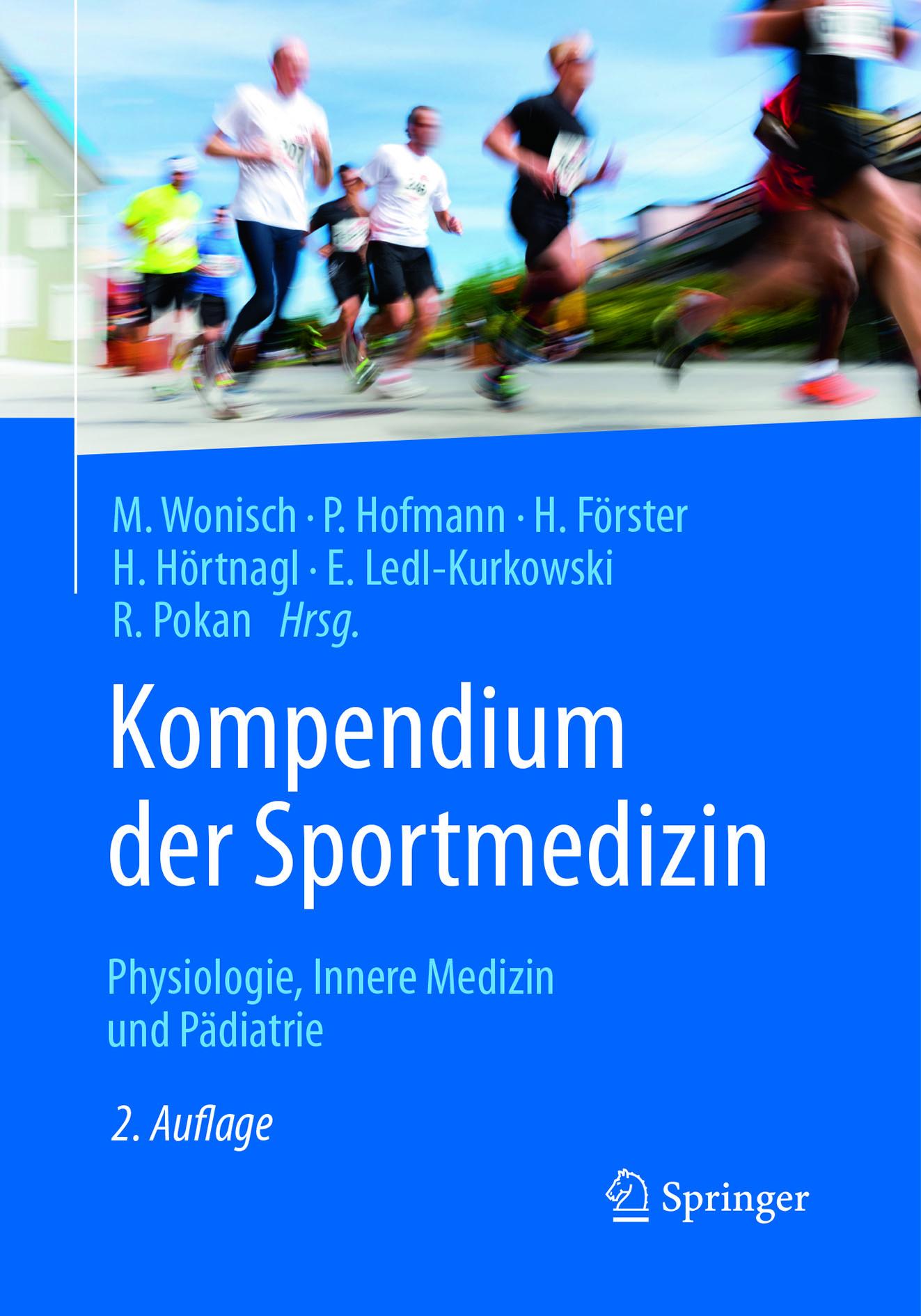 Förster, Holger - Kompendium der Sportmedizin, e-bok