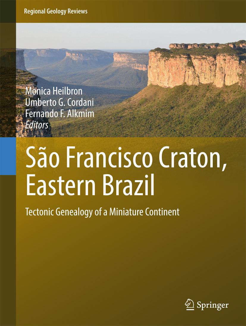 Alkmim, Fernando F. - São Francisco Craton, Eastern Brazil, ebook