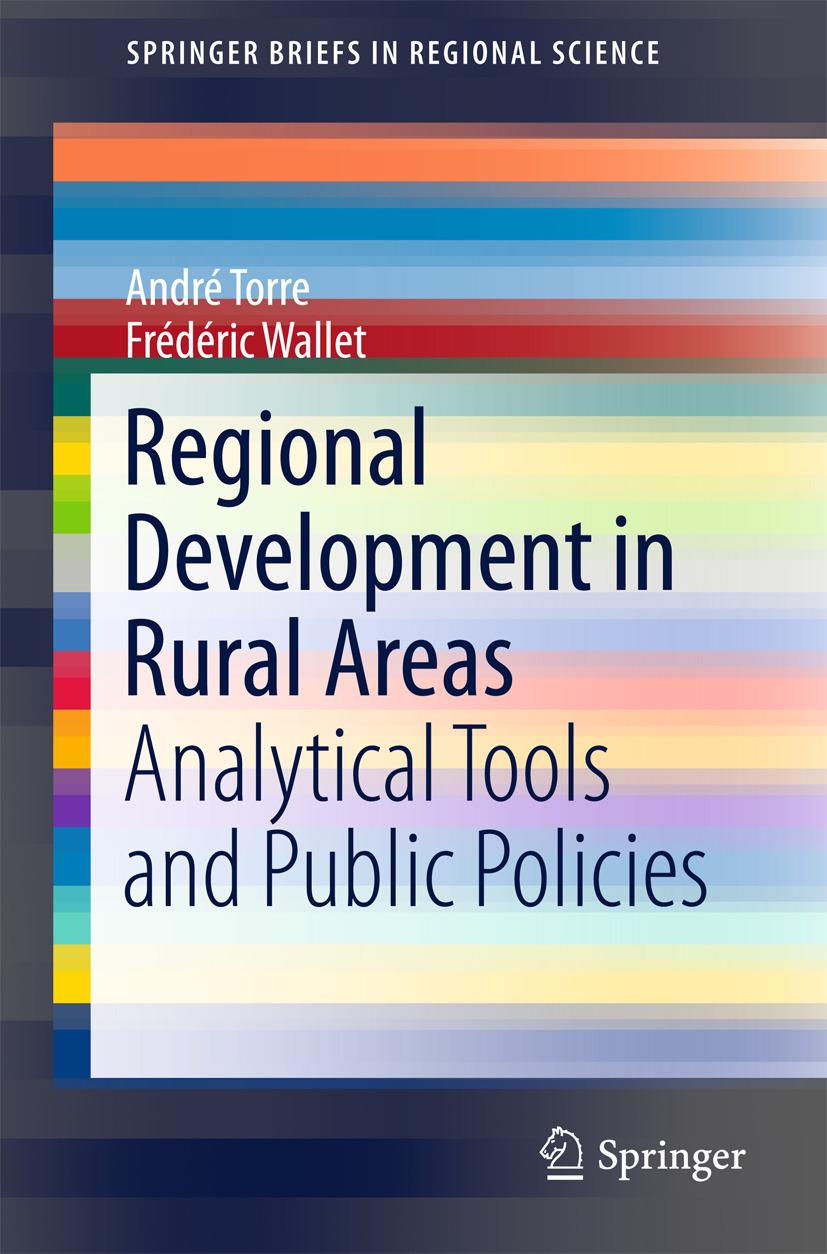 Torre, André - Regional Development in Rural Areas, e-kirja