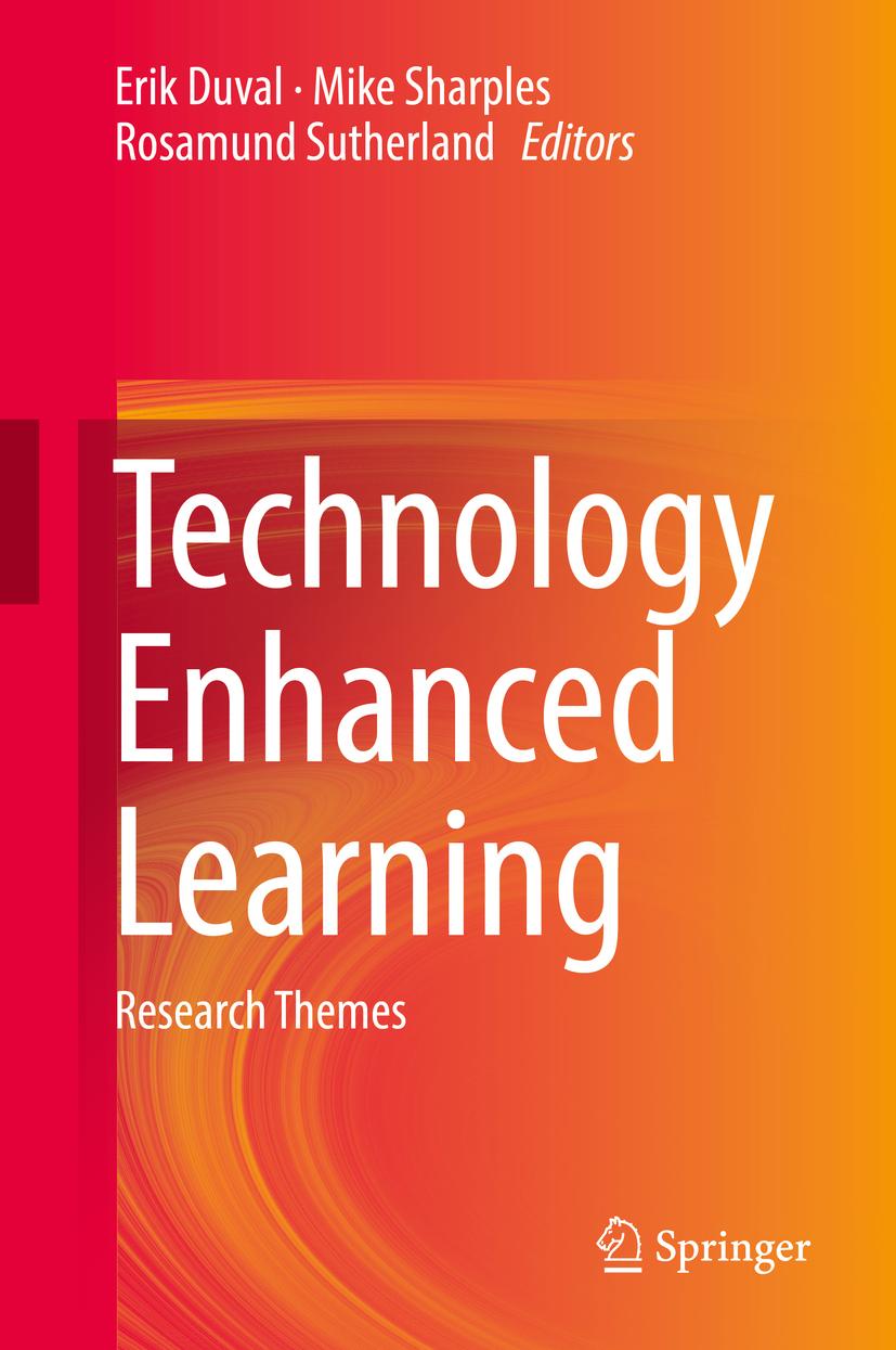 Duval, Erik - Technology Enhanced Learning, ebook