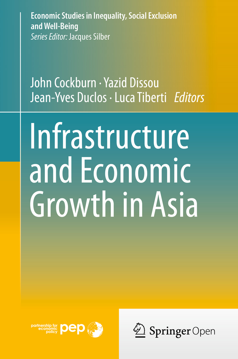 Cockburn, John - Infrastructure and Economic Growth in Asia, ebook