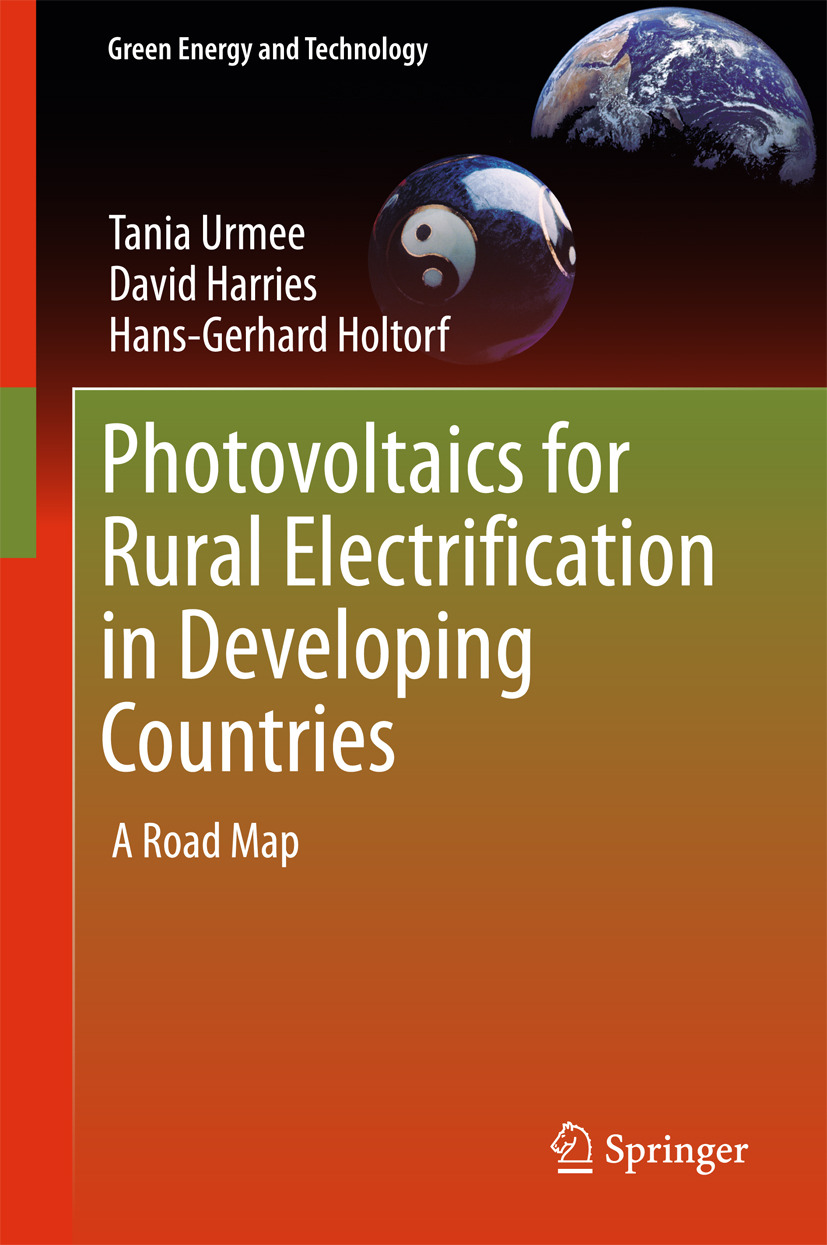 Harries, David - Photovoltaics for Rural Electrification in Developing Countries, ebook