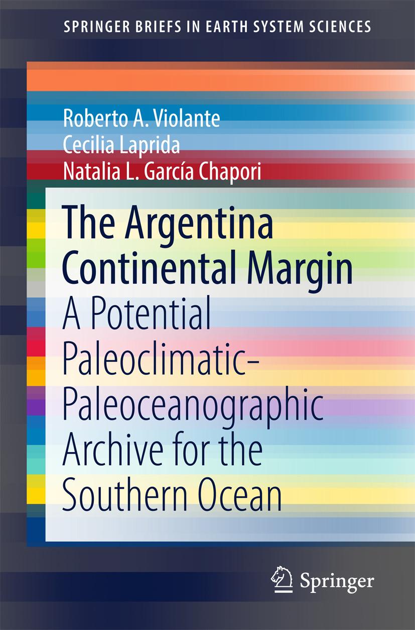 Chapori, Natalia L. García - The Argentina Continental Margin, ebook