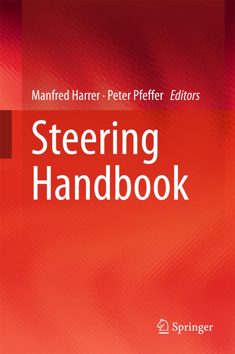 Harrer, Manfred - Steering Handbook, ebook