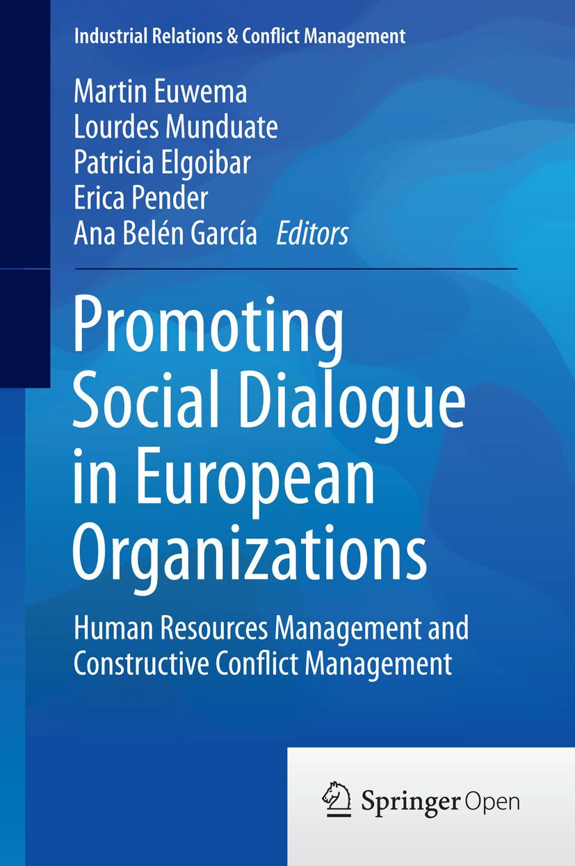 Elgoibar, Patricia - Promoting Social Dialogue in European Organizations, ebook