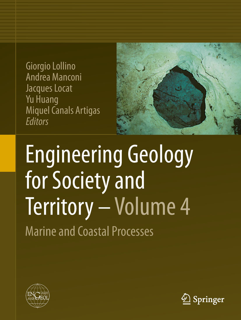 Artigas, Miquel Canals - Engineering Geology for Society and Territory – Volume 4, ebook