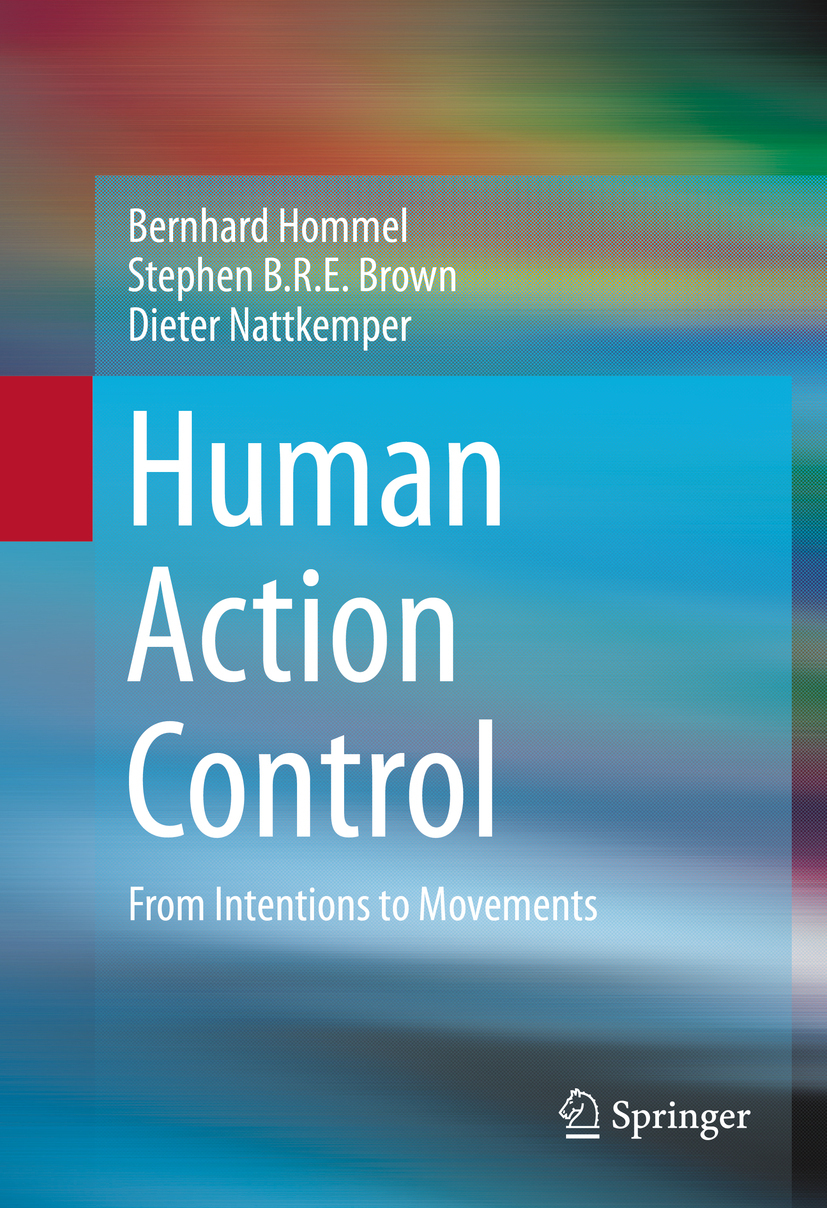 Brown, Stephen B.R.E. - Human Action Control, ebook