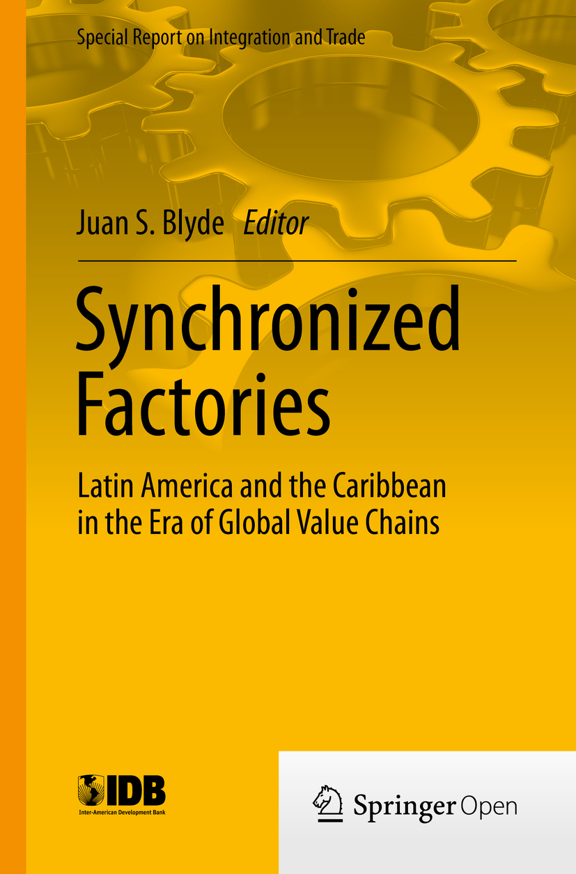 Blyde, Juan S. - Synchronized Factories, ebook
