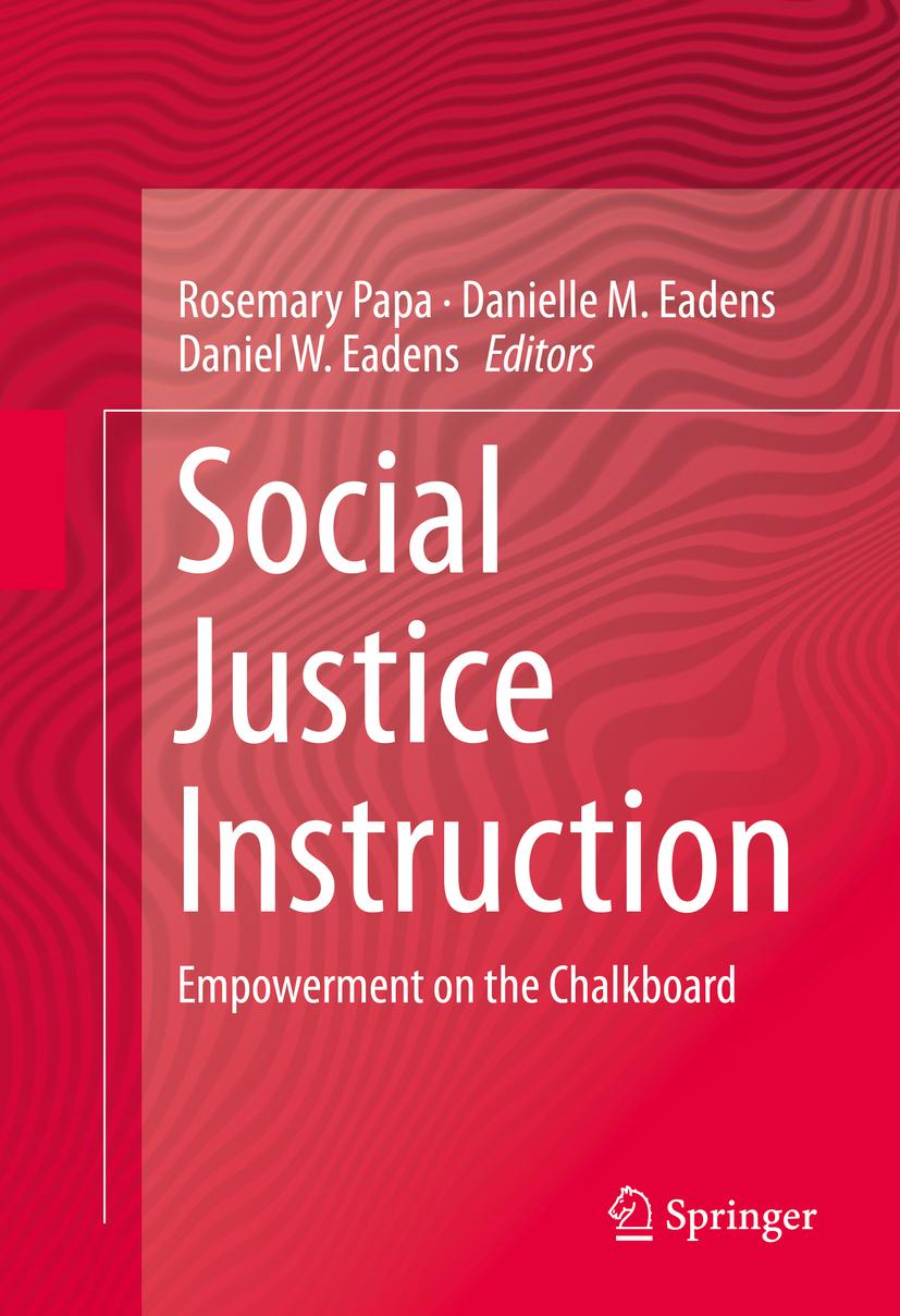 Eadens, Daniel W. - Social Justice Instruction, ebook