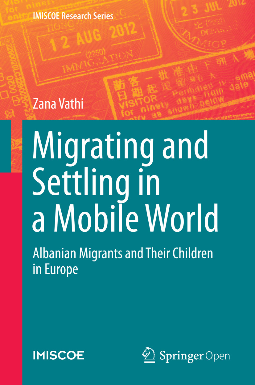 Vathi, Zana - Migrating and Settling in a Mobile World, ebook