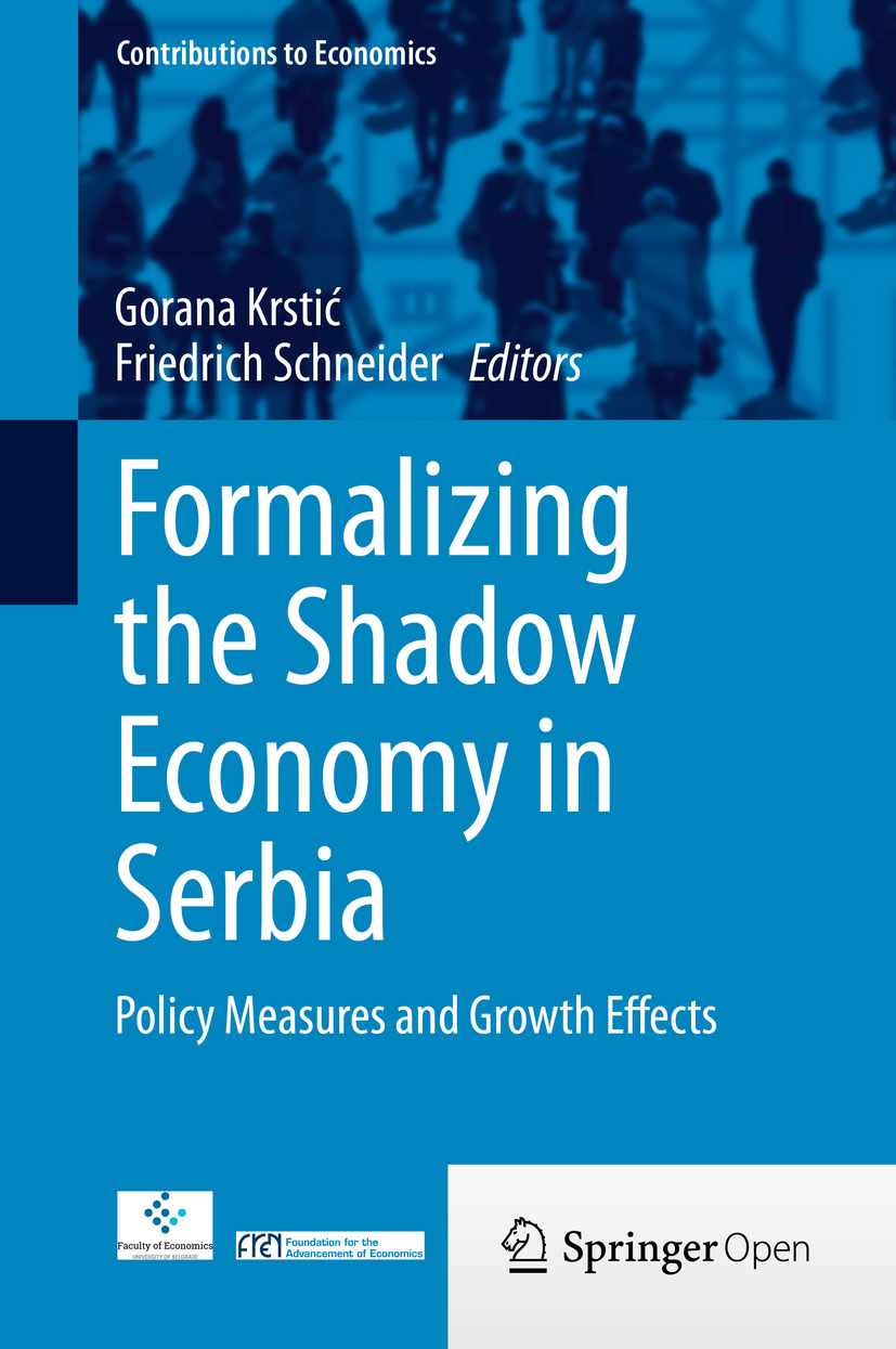 Krstić, Gorana - Formalizing the Shadow Economy in Serbia, ebook