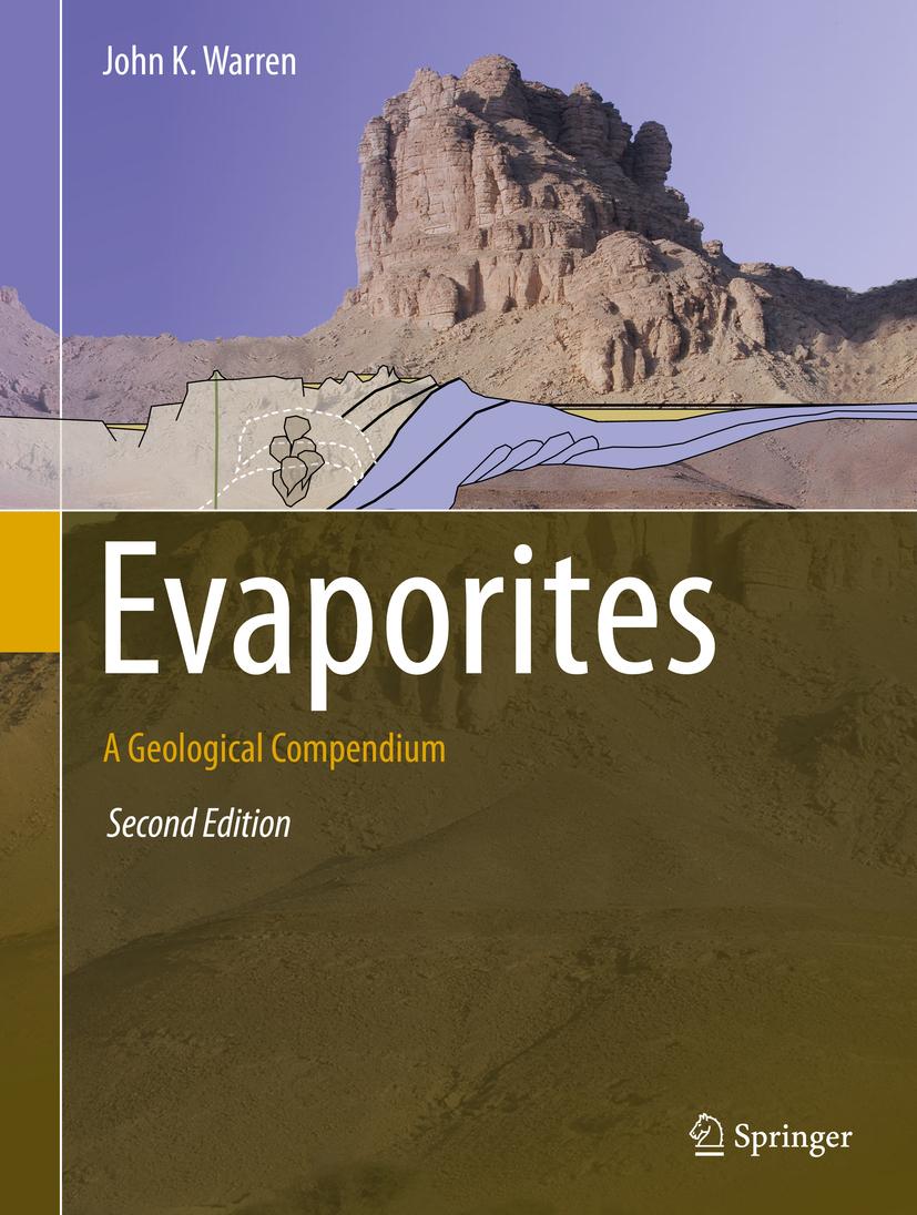 Warren, John K. - Evaporites, ebook