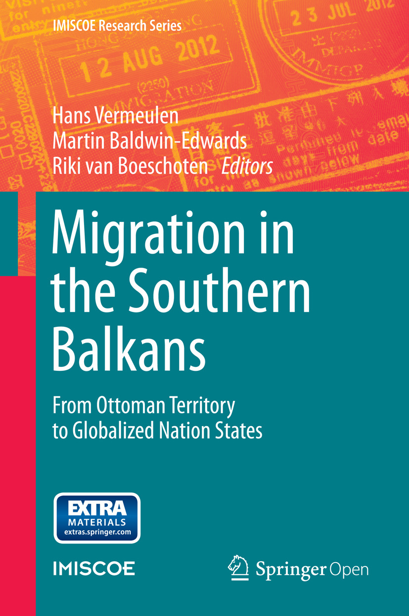 Baldwin-Edwards, Martin - Migration in the Southern Balkans, ebook
