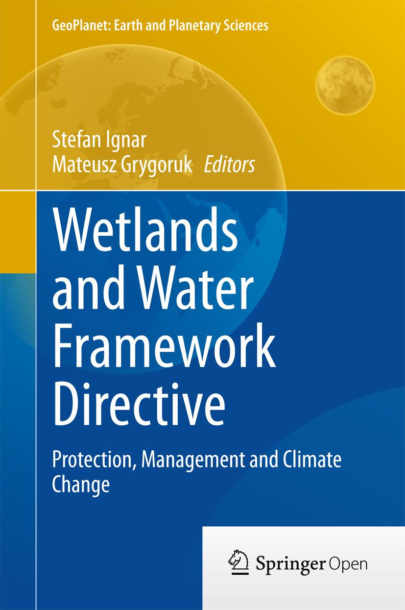 Grygoruk, Mateusz - Wetlands and Water Framework Directive, ebook