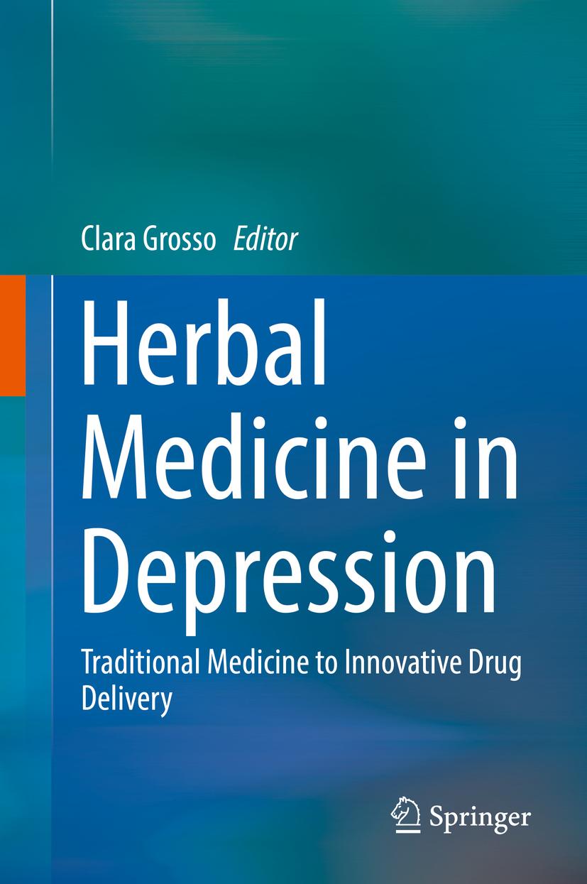 Grosso, Clara - Herbal Medicine in Depression, e-bok