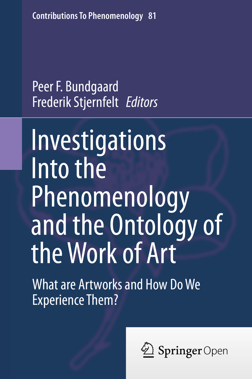 Bundgaard, Peer F. - Investigations Into the Phenomenology and the Ontology of the Work of Art, ebook