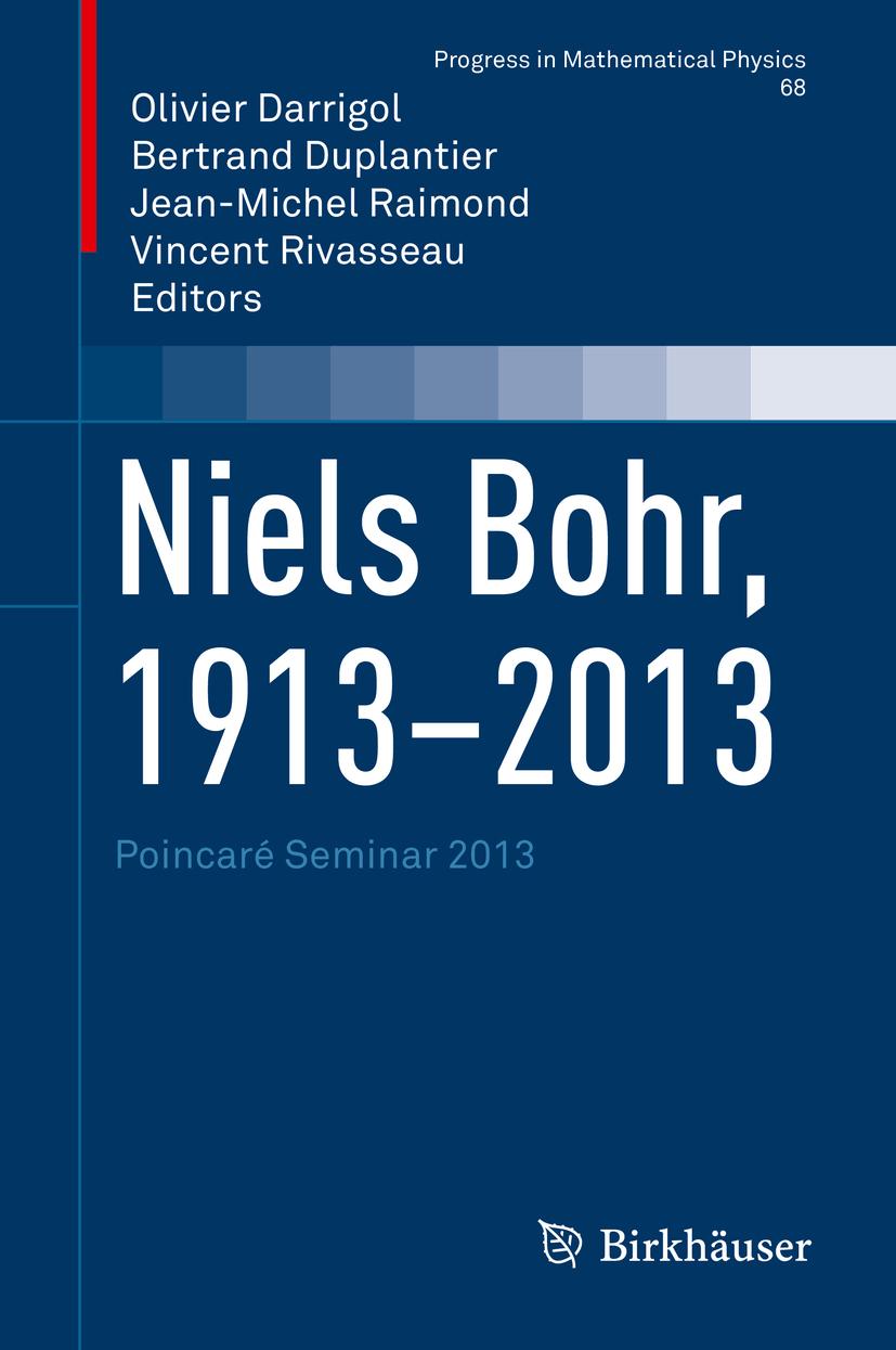 Darrigol, Olivier - Niels Bohr, 1913-2013, ebook