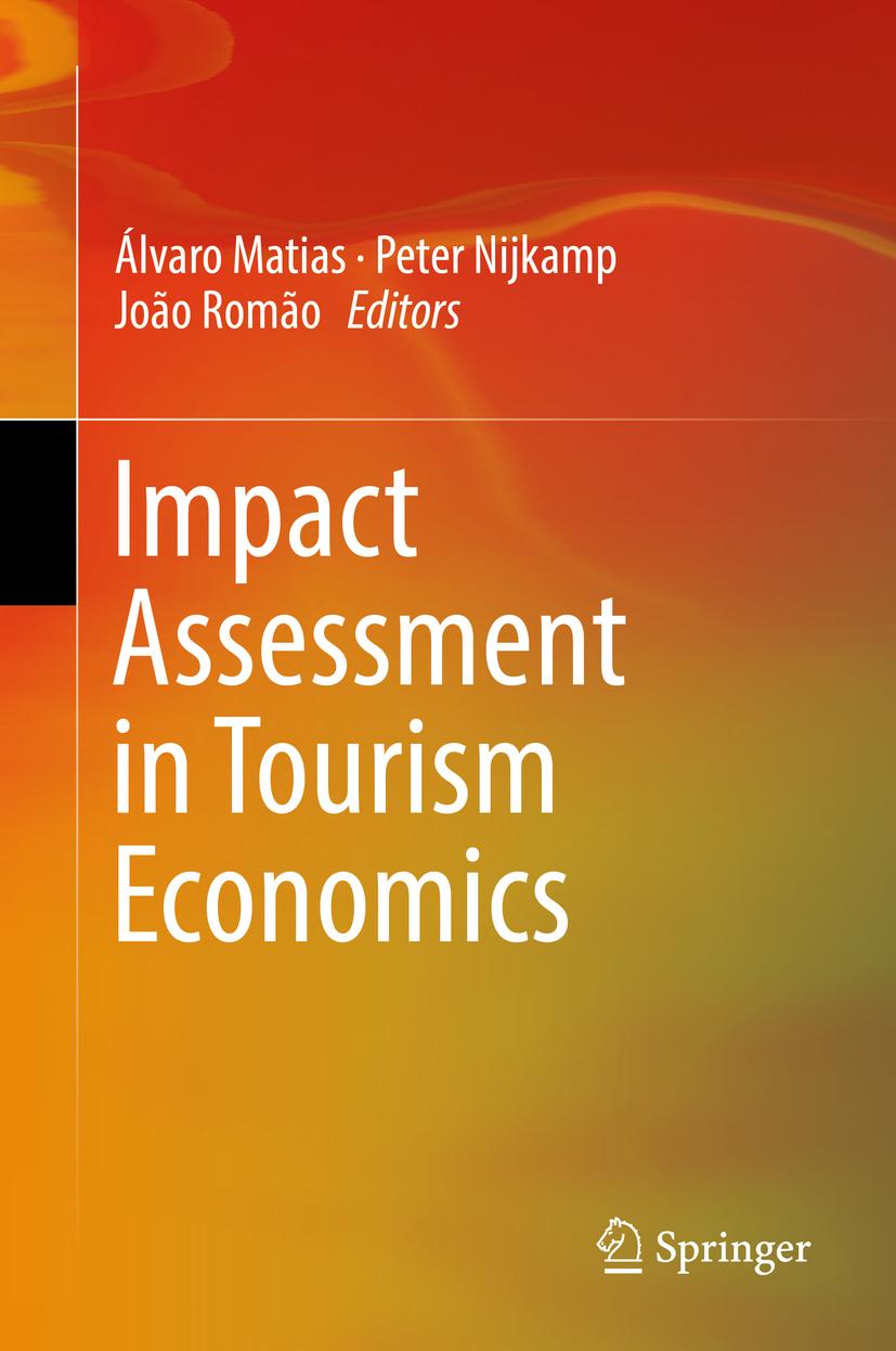Matias, Álvaro - Impact Assessment in Tourism Economics, ebook