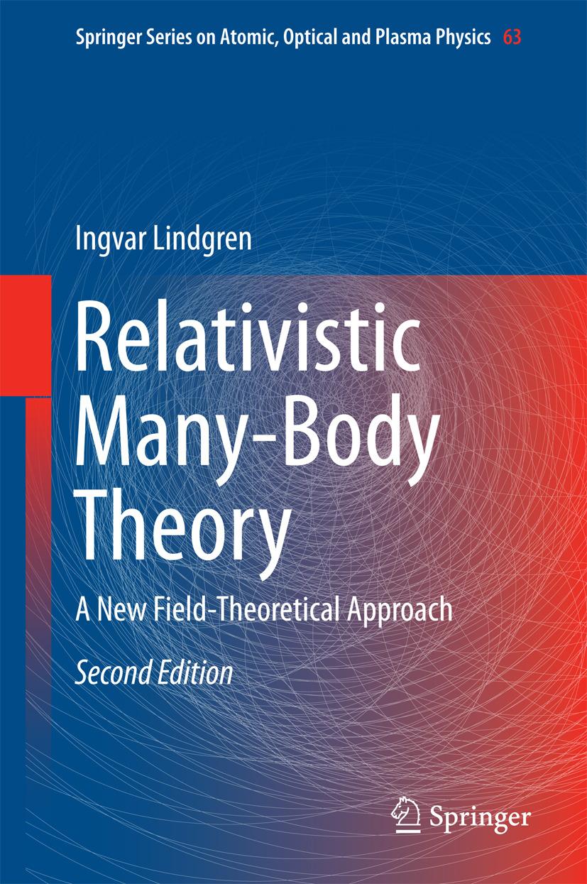 Lindgren, Ingvar - Relativistic Many-Body Theory, ebook