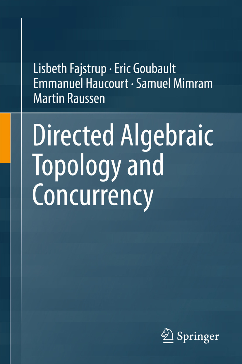 Fajstrup, Lisbeth - Directed Algebraic Topology and Concurrency, ebook