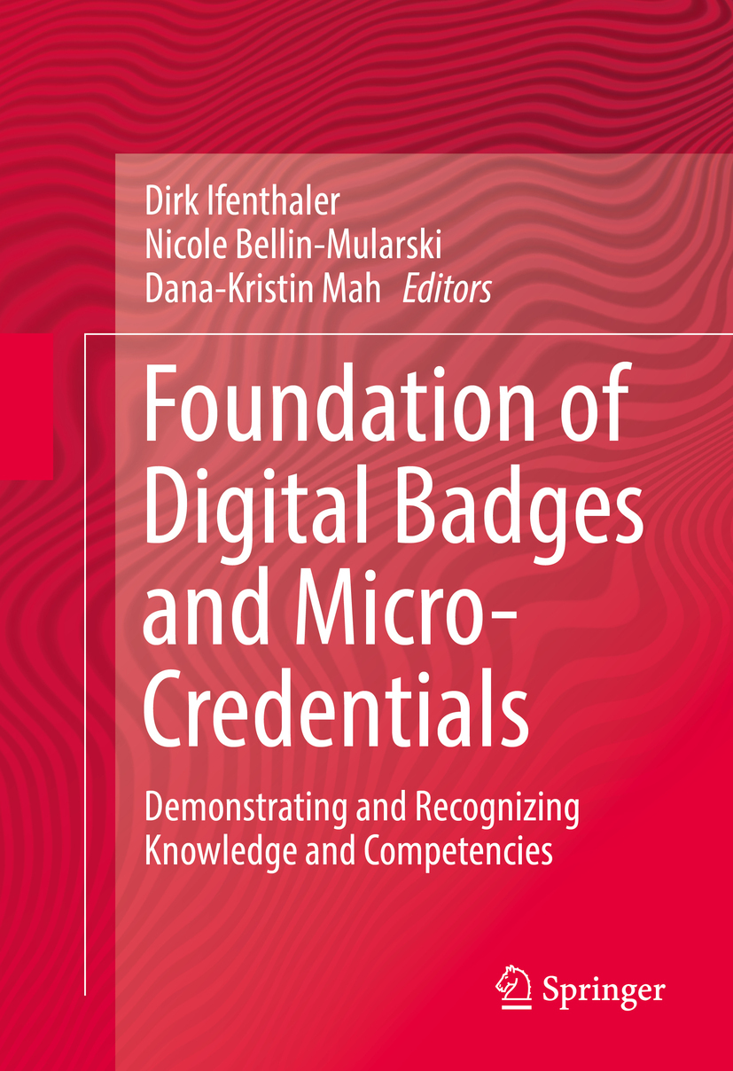 Bellin-Mularski, Nicole - Foundation of Digital Badges and Micro-Credentials, ebook