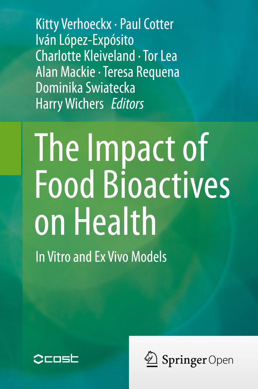 Cotter, Paul - The Impact of Food Bioactives on Health, ebook