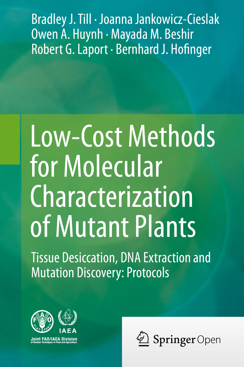 Beshir, Mayada M. - Low-Cost Methods for Molecular Characterization of Mutant Plants, ebook