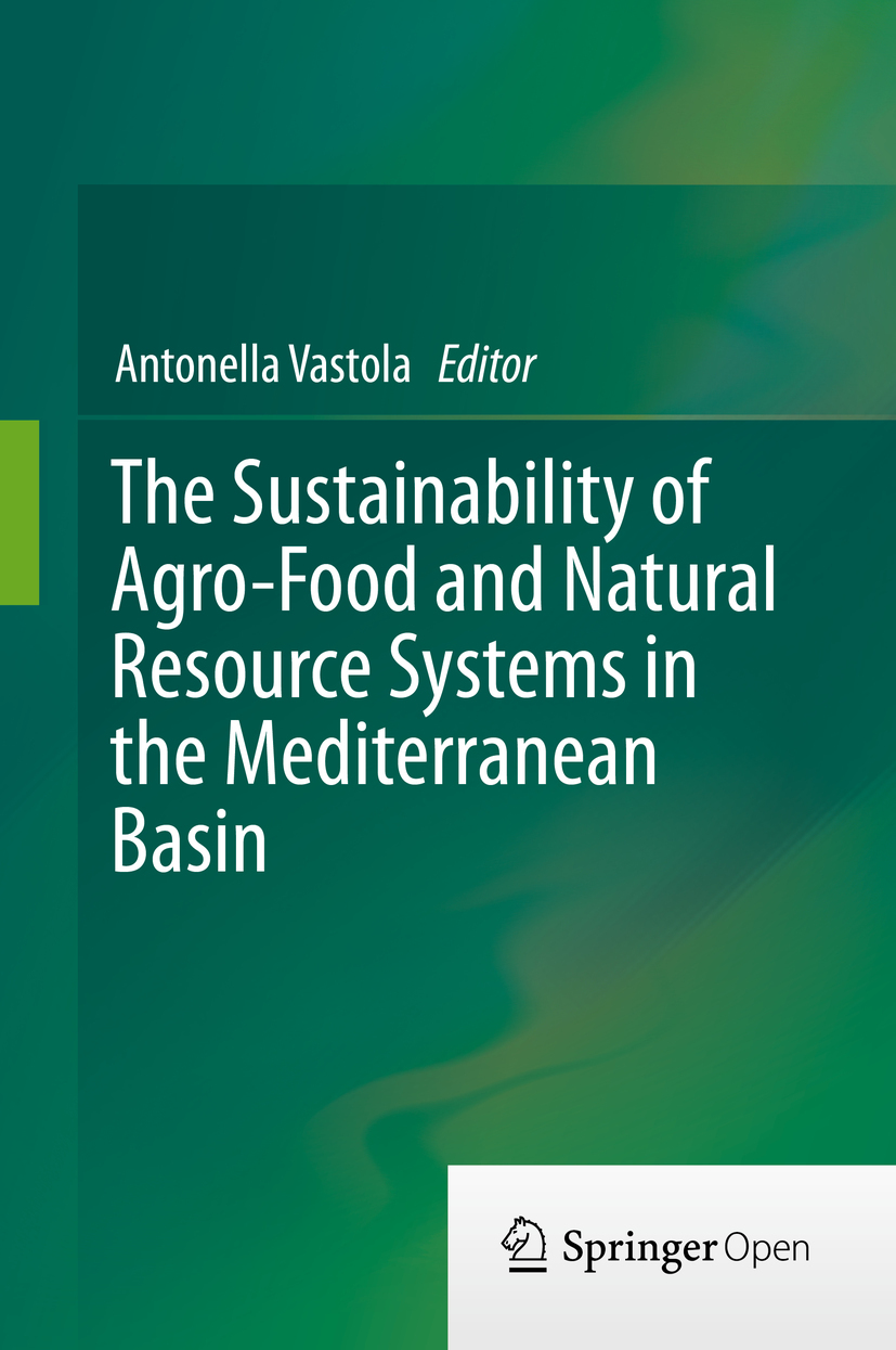 Vastola, Antonella - The Sustainability of Agro-Food and Natural Resource Systems in the Mediterranean Basin, ebook