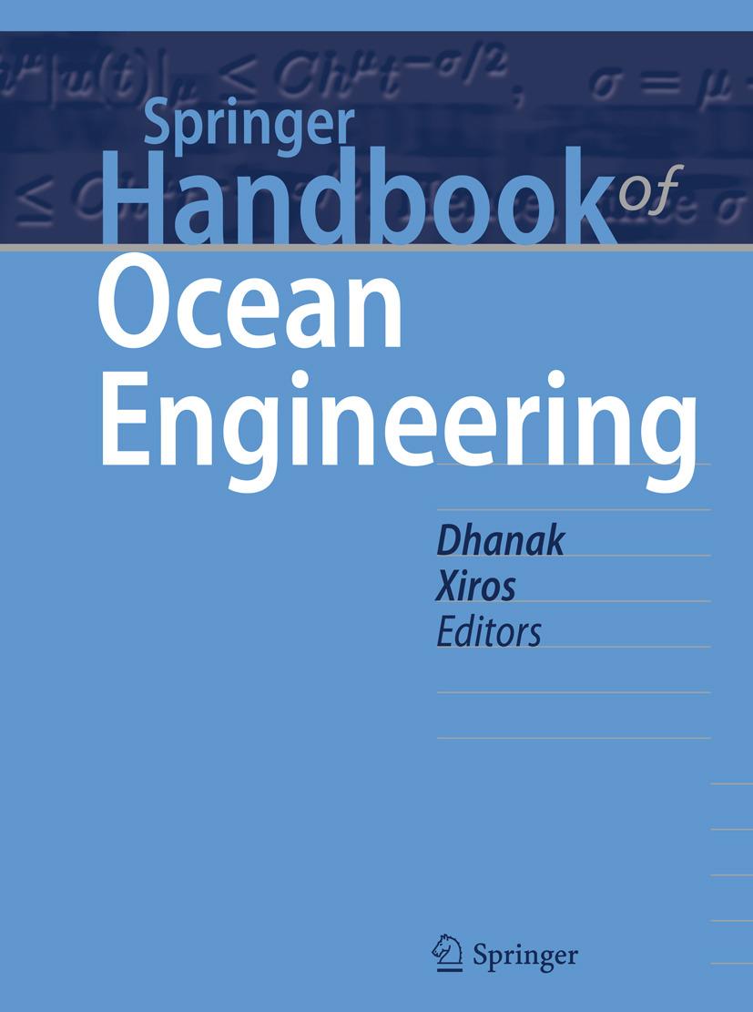 Dhanak, Manhar R. - Springer Handbook of Ocean Engineering, ebook