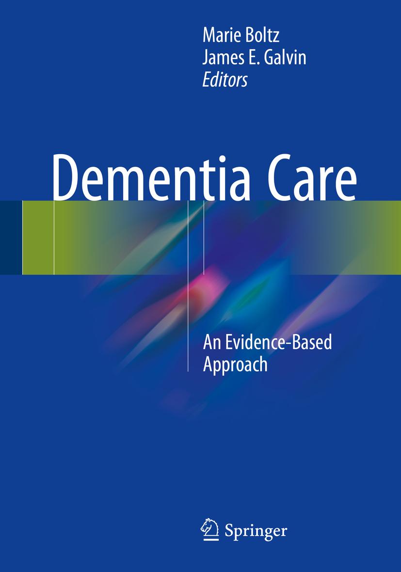 Boltz, Marie - Dementia Care, ebook