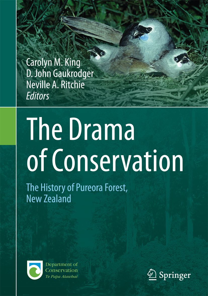 Gaukrodger, D. John - The Drama of Conservation, ebook