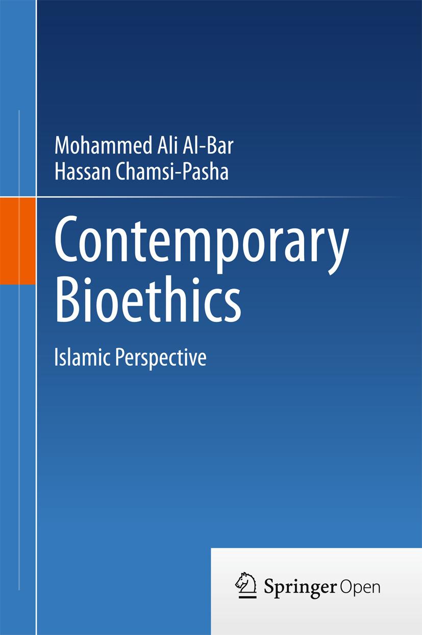 Al-Bar, Mohammed Ali - Contemporary Bioethics, ebook